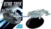 Star Trek Official Starships Collection #132 Warship Voyager Eaglemoss